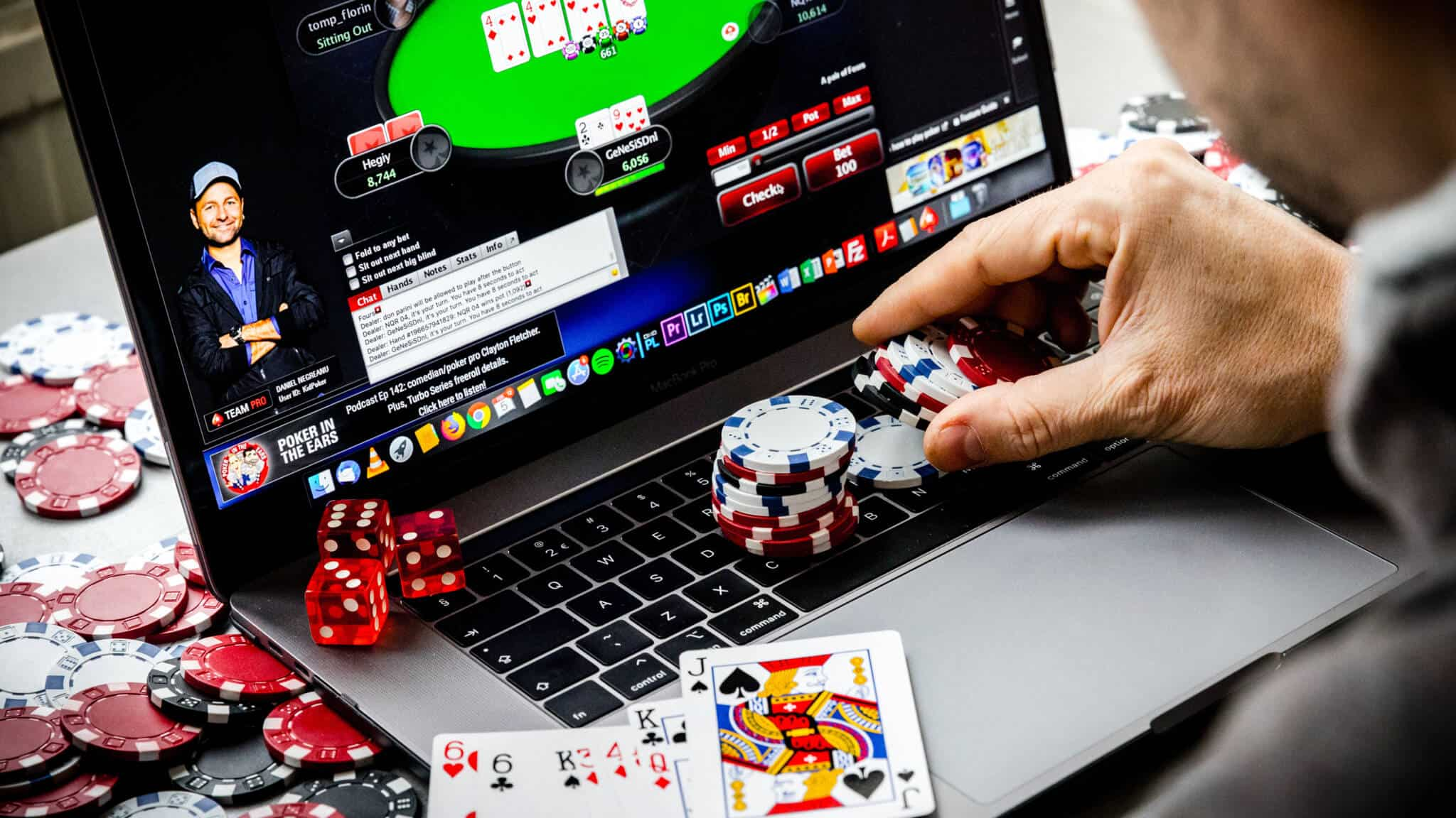 Want Extra Inspiration With Online Gambling